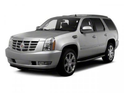 2012 Cadillac Escalade Luxury (Mocha Steel Metallic)