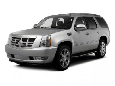 2012 Cadillac Escalade Luxury (Black Ice Metallic)