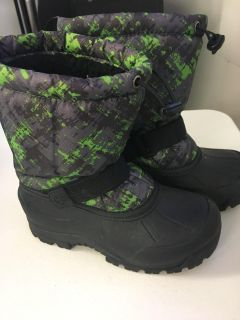 North side winter boots
