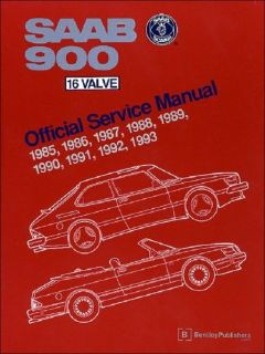 Find Saab 900 16V NEW Bentley #S993 Official Service Manual 85 to 94 Listed FREE SHIP motorcycle in Williamsburg, Massachusetts, United States, for US $59.00