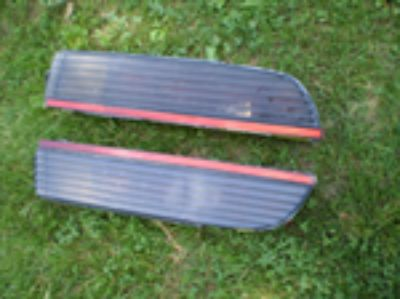Parts For Sale: 79 80 81 FIREBIRD TRANS AM TAIL LIGHTS 1979 1980 1981 FORMULA RARE OEM 455 400