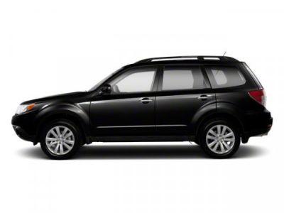 2010 Subaru Forester 2.5X Premium (Obsidian Black Pearl)