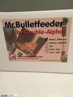 For Sale: MrBulletFeeder 9mm NIB