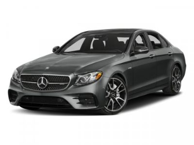2018 Mercedes-Benz E-Class AMG  E 43 Sedan (Iridium Silver)