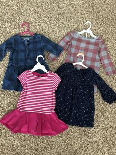 Old Navy and Gap 18-24 month dress lot