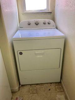 Whirpool 2018 Dryer