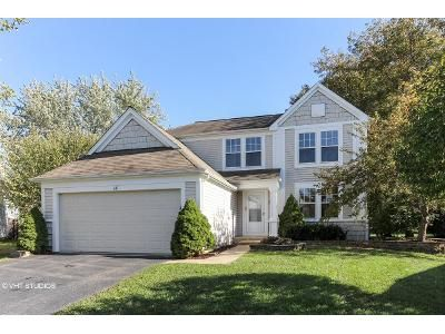 4 Bed 3.5 Bath Foreclosure Property in Lake In The Hills, IL 60156 - Stanton Ct