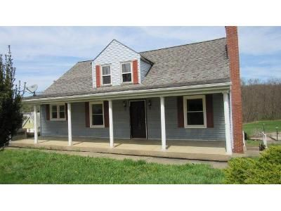 2 Bed 1 Bath Foreclosure Property in Follansbee, WV 26037 - Willow Ln
