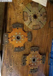 4 Puck Clutch Disc