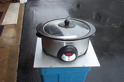 YOUR CHOICE OF SLOW COOKERS