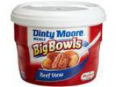 Dinty Moore Big Bowls Beef Stew -Ounce Microwavable Bowls (Pac