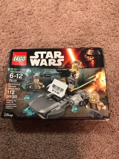 New! Star Wars LEGO Set, $8
