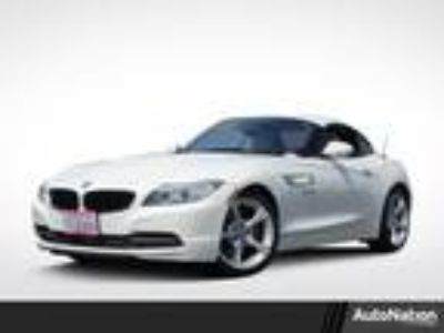 Used 2016 BMW Z4 Alpine White, 27.2K miles