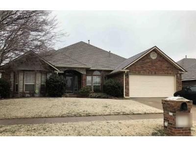 4 Bed 2 Bath Foreclosure Property in Oklahoma City, OK 73142 - NW 129th St
