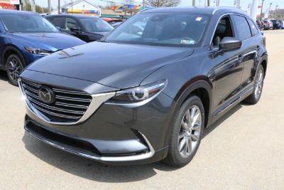 2018 Mazda CX-9 Grand Touring AWD (MACHINE GRAY METALLIC)