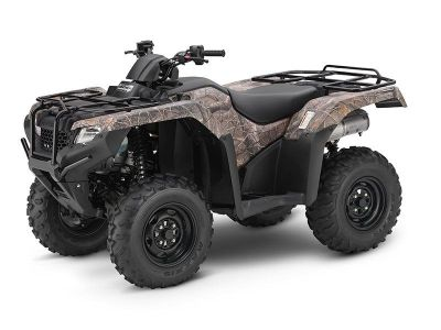 2017 Honda FourTrax Rancher 4x4 DCT IRS EPS Utility ATVs Jamestown, NY