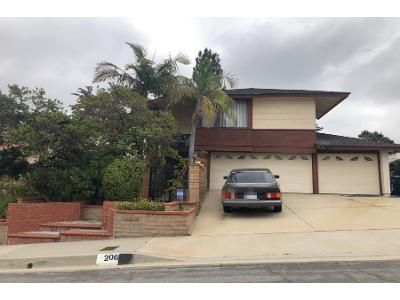 4 Bed 3 Bath Preforeclosure Property in Hacienda Heights, CA 91745 - Tombur Dr