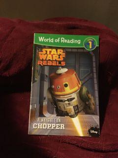 Star Wars Rebels - Always Bet On Chopper