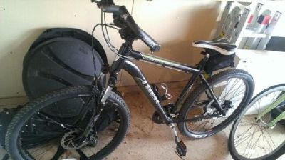 $450 Trek Bontrager 3 Series Disc Mountain Bike