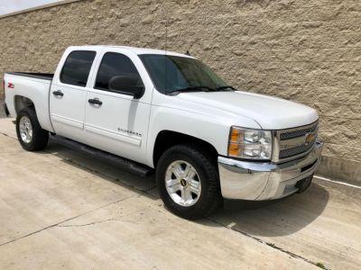 2013 Chevrolet Silverado 1500 LT (White)