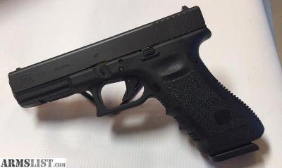 For Sale: GLOCK 22 Gen3 .40 S&W Pistol, 2 Magazines, 15+1 Rounds
