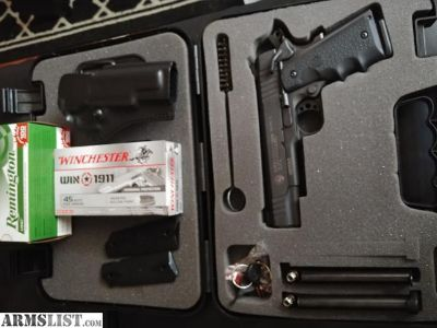 For Trade: Taurus PT1911 with extras