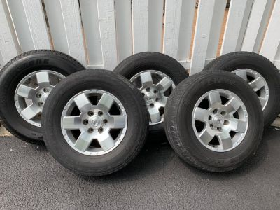 Toyota FJ ,4Runner,Tacoma Wheels Tires