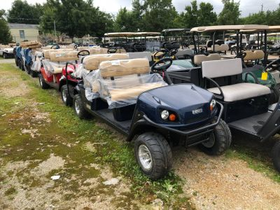 2018 E-Z-Go Express S6 Electric Golf Golf Carts New Oxford, PA