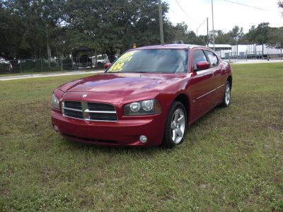 2010 Dodge Charger SXT (Maroon)