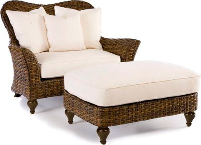 Lane Venture Sofas and Oversized Chair w/ Ottoman