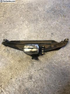 Late Beetle 2 Speed Wiper Motor Used Tested