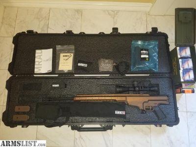 For Sale: Barrett MRAD .338LM & .300WM w/ Glass & BORS