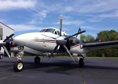 1976 King Air G90 Aircraft 5600 hours
