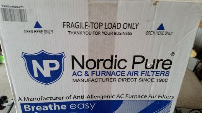 Nordic pure air filters
