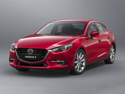 2018 Mazda Mazda3 Touring (Eternal Blue)