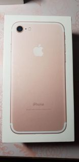 iPhone 7 128gb rosegold at&t