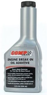 Purchase COMP CAMS 159 12 OZ ENGINE BREAK-IN ZINC ZDDP OIL ADDITIVE LUBE motorcycle in Mandeville, Louisiana, United States, for US $15.45