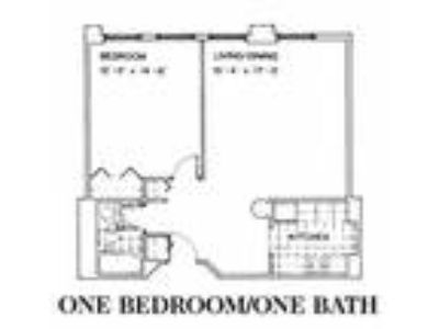Mill House Apartments - One BR One BA