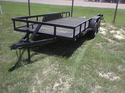 NEW  UTILITY TRAILER NEW
