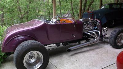1927 Model T roadster