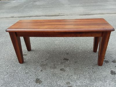 Bench or Low Table