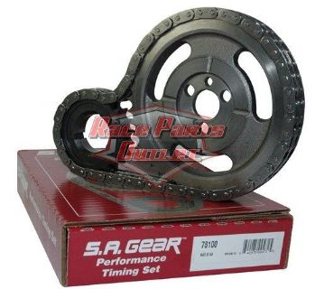 Purchase Small Block Chevy S.A. Gear Timing Chain #78100 IMCA motorcycle in Des Moines, Iowa, United States, for US $39.99