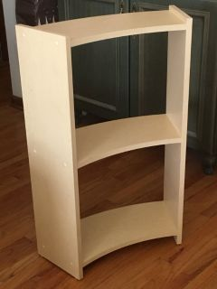 Curved Bookcase