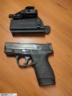 For Sale: Smith & Wesson M&P Shield 9mm w/ Holster