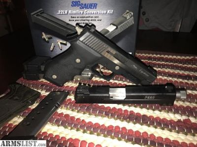 For Sale: Sig P220 Equinox with 22. Cal conversion