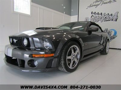 2007 Ford Mustang GT Deluxe (Alloy Clearcoat Metallic)