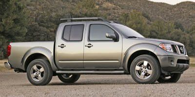 2005 Nissan Frontier SE (White)
