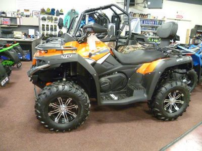 2018 CFMOTO CForce 500 HO EPS Utility ATVs Union Grove, WI