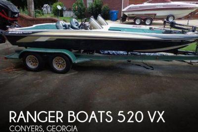 2002 Ranger 520 VX