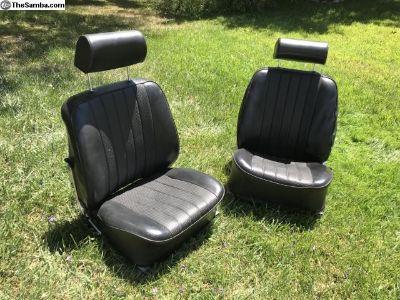 Early 911 LWB Recaro Seats 71/72
